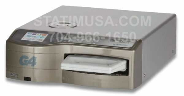 This is the front view of a new Scican Statim G4 2000 automatic autoclave OEM G4-121101