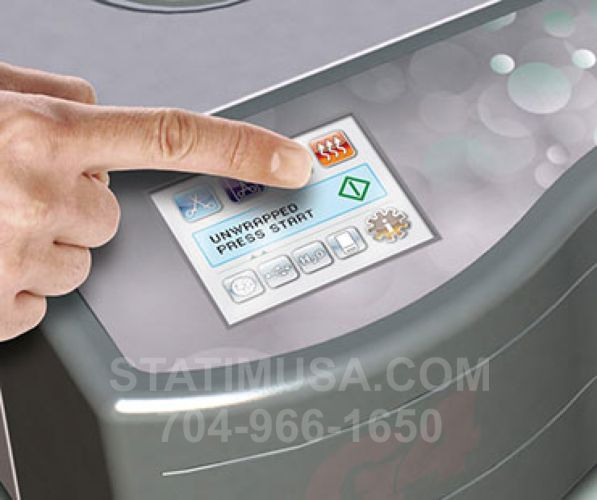 This is the touchpad on a new Scican Statim G4 2000 automatic autoclave OEM G4-121101