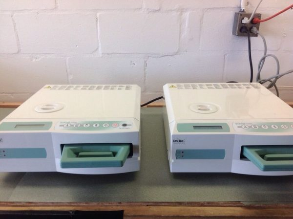 2 Fully Refurbished Scican Statim 2000