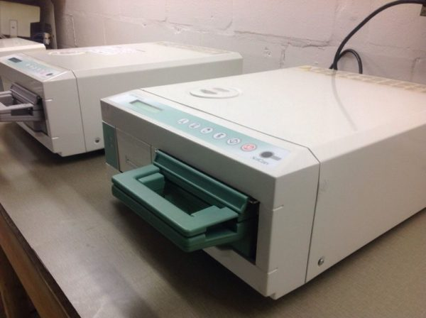 2 Fully Refurbished Scican Statim 5000
