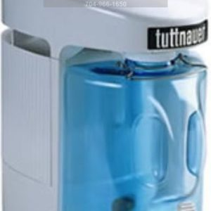 This is a Tuttnauer 9000 water distiller