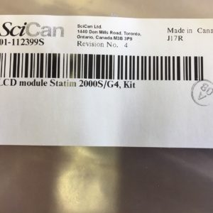 This is a Scican Statim G4 2000 LCD Module Kit OEM 01-112399S