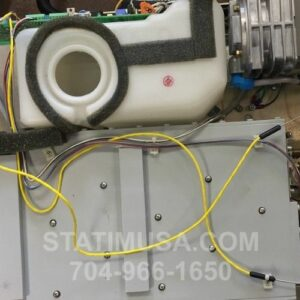 This is a Scican Statim 2000 and 5000 Reservoir with Sensor and Float