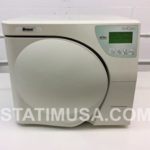 New Bravo Autoclaves