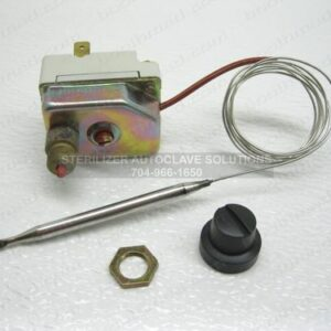 This is a Tuttnauer safety thermostat -manual reset- oem 01620004