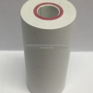 This is a roll of NEW Scican Statim 5000 Printer Paper OEM# 01-101657S rolls. They come 10 in a box.