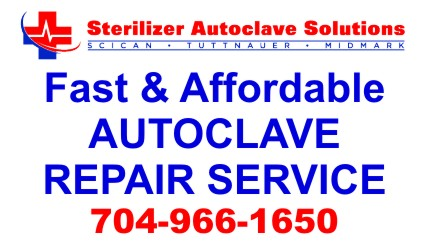 We offer fast and affordable autoclave repair service as well as free technical support.