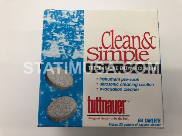 Tuttnauer Clean and Simple