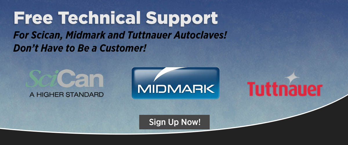 Autoclave Technical Support