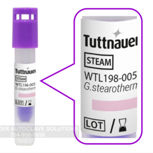 This is a Tuttnauer Rapid Biological Indicator WTL198-0058
