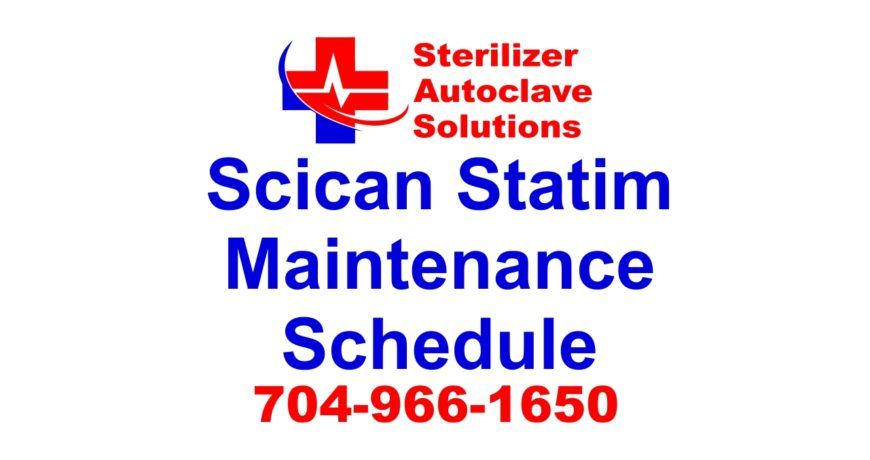 This page and videos explain the makings of a proper Scican Statim preventive maintenance schedule.