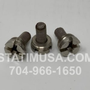 We have NEW OEM Scican Statclave G4 Chamber Autoclave parts like these chamber filters for sale