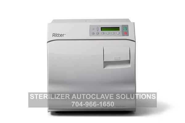 This is the new Ritter/Midmark M9 Steam Sterilizer