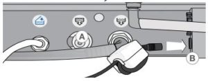 TYou can use an automatic fill pump that connects directly to the back of the Scican Statclave G4 frame.