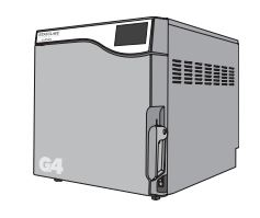 This is a Scican Statclave G4 Chamber Autoclave