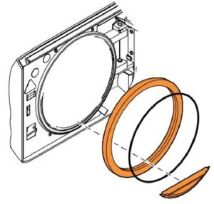 Removal and replacement of the M11 m9 door gasket, dam, and gasket ring on the Midmark M9 M9D and M11 sterilizer