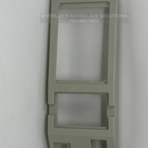 This is the front view of a Tuttnauer 2340E Front Panel Base 2 Screws OEM# 02550022