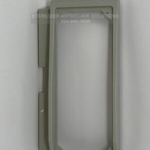This is a Tuttnauer Superplast Front Panel Base OEM# 02550026 front view