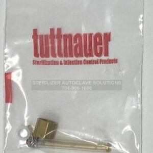 This is the front view of a Tuttnauer Water Fill Electrode OEM# CB930040