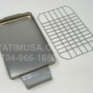 This Scican Statim G4 2000 cassette tray and rack oem 01-112407s can be purchased on our site