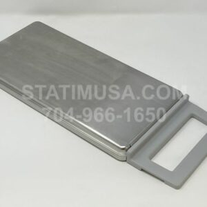 This is a Scican Statim G4 2000 cassette lid oem 01-112409s and it can be purchased on our site