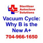 """This article explains why """"B"""" class autoclaves are the new standard in medical equipment sterilization."""