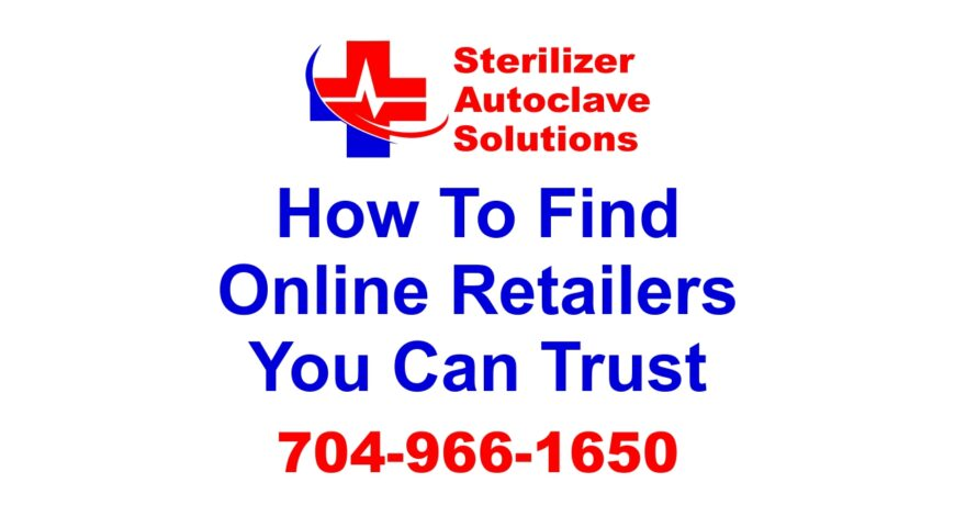 This article is about the issues you should pay attention to when finding an online retailer you can be comfortable purchasing from.