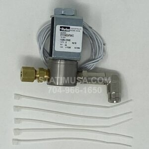 This is a Scican Statim 2000 and G4 2000 Solenoid Valve Complete OEM 01-100557S.