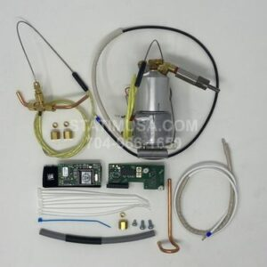 These are the parts included in the Scican Statim 5000 Alex Kit 2XX Software 5000 OEM 01-108998S