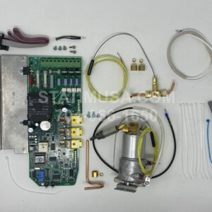 This is a Scican Statim 5000 Alex Kit w/PCB Rev 7 for 5000 OEM 109827S complete.