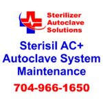 This article explains the maintenance instructions for a Sterisil AC+ Autoclave System.
