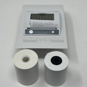This is a Midmark M9 or M11 NS Thermal Printer OEM 9A599001