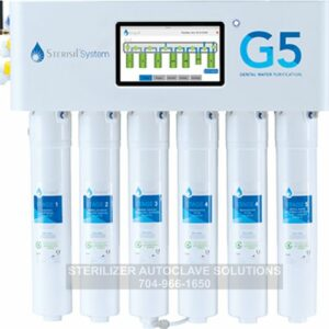 This is a Sterisil System G5 Dental Water Purification System