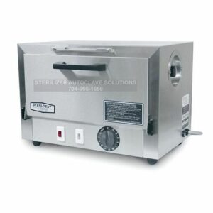 This is a SteriDent Static Heat Sterilizer Model #200 - #300 120 VAC 301000-SD